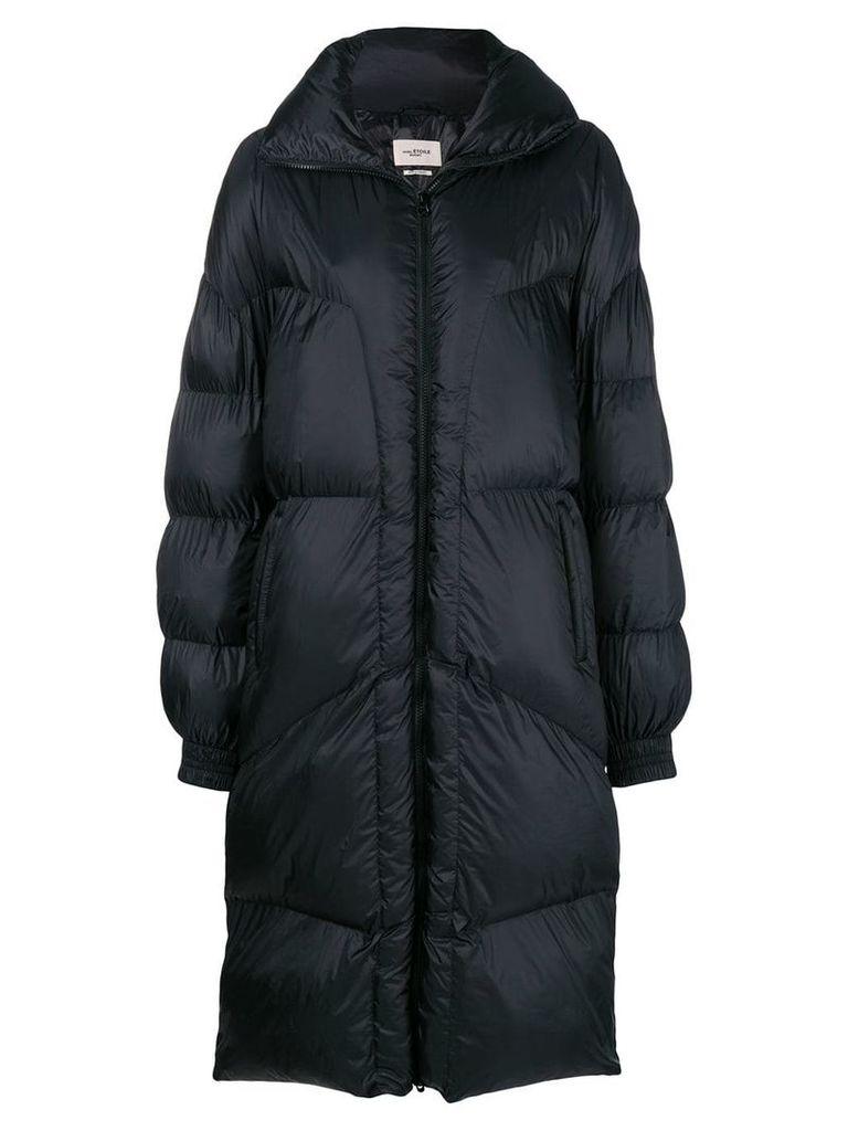 Isabel Marant Étoile oversized puffer jacket - Black