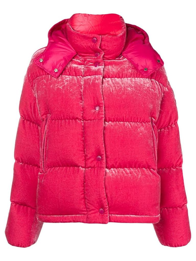 Moncler Caille padded jacket - Pink