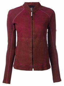 Isaac Sellam Experience 'Isaac' jacket - Red