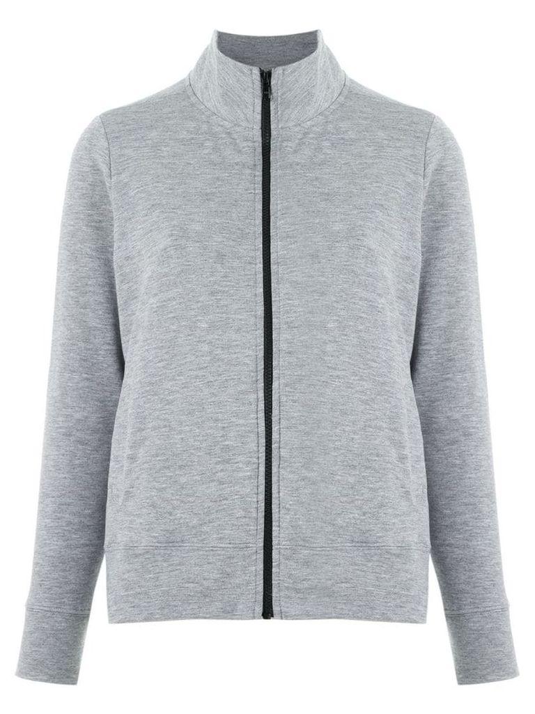 Olympiah sweatshirt jacket - Grey