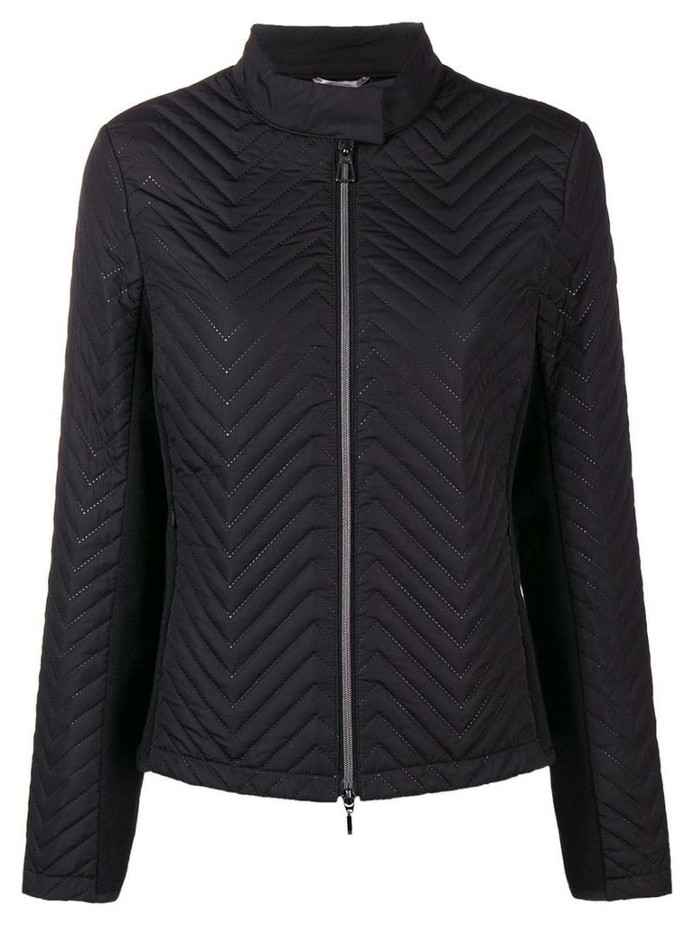 Geox quilted jacket - Black
