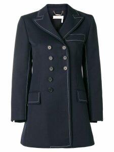 Chloé long blazer - Blue