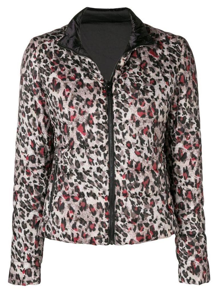 Liu Jo Karina quilted jacket - Brown