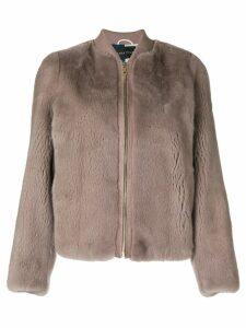 Cara Mila Rosa bomber jacket - Pink