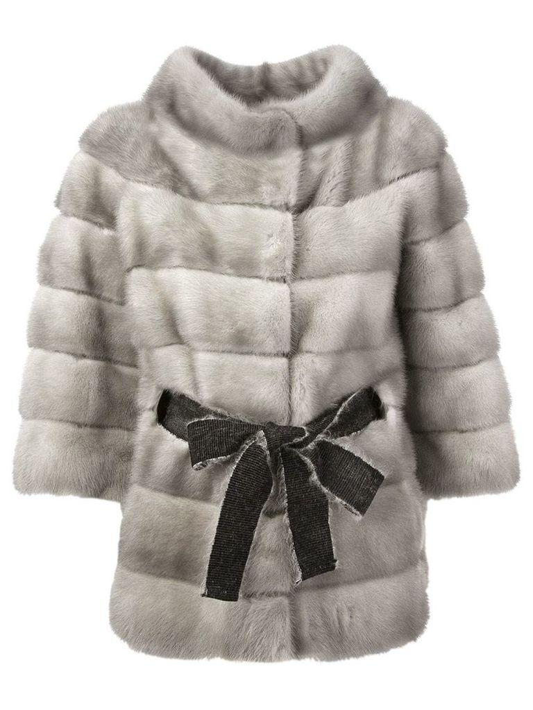 Liska 'Philippa' jacket - Grey