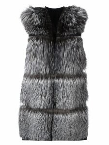 Liska 'Piper' coat - Grey