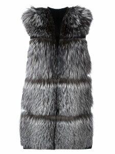 Liska 'Piper' coat - Grey