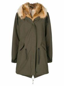 Liska parka jacket - Green