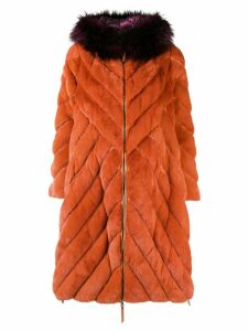 Liska padded coat - Yellow