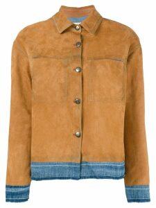 Golden Goose Bernhardt jacket - Brown