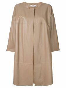 Desa 1972 cocoon jacket - Brown
