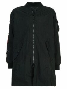 Haculla revolution jacket - Black