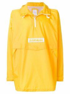 Napa By Martine Rose waterproof windbreaker - Yellow