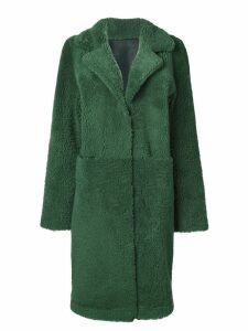 Frenken oversized coat - Green