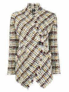 Isabel Marant tweed jacket - Neutrals