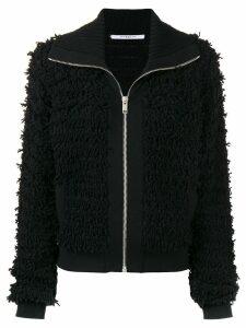 Givenchy textured jacket - Black