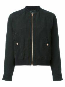 Minimarket 'Hapy' jacket - Black