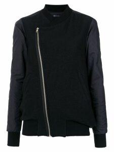 Uma Raquel Davidowicz Radial bomber jacket - Black