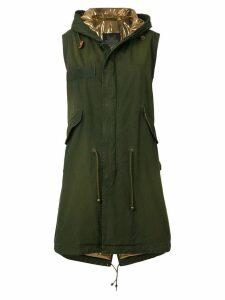 Mr & Mrs Italy Saline waistcoat - Green
