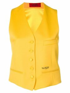 Styland tailored suit waistcoat - Yellow