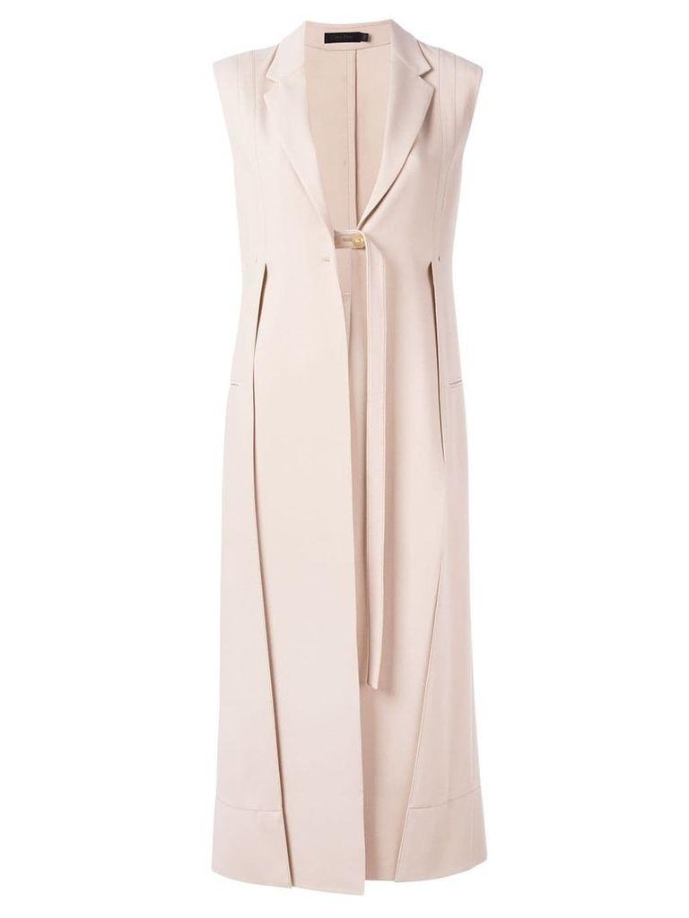 Calvin Klein long waistcoat - Pink