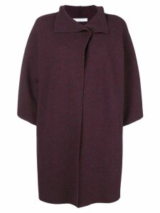 Harris Wharf London kimono style coat - Red