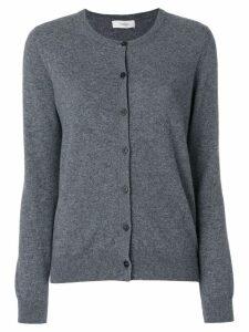 Pringle Of Scotland round neck cashmere cardigan - Grey