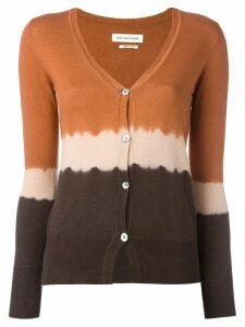 Isabel Marant Étoile tie-dye cardigan - Brown
