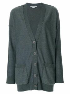Stella McCartney Azure V-neck cardigan - Grey