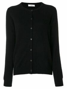Pringle Of Scotland round neck cashmere cardigan - Black