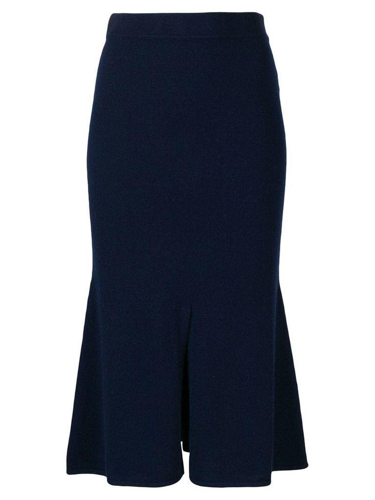 Cashmere In Love Tish skirt - Blue