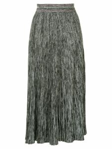 Marni knitted midi skirt - Grey