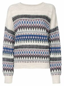 Isabel Marant Étoile Berwick sweater - Multicolour