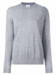 Le Kasha cashmere Mexico jumper - Grey