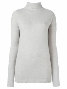 Fashion Clinic Timeless roll neck jumper - Grey