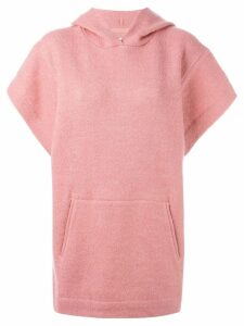 Isabel Marant Étoile 'Dresley' hooded sweater - Pink