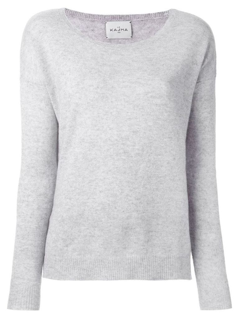 Le Kasha cashmere Capri jumper - Grey