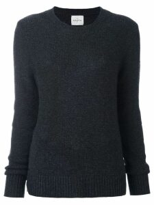 Le Kasha cashmere Gstaad jumper - Grey