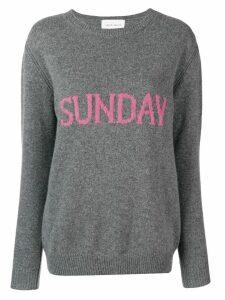 Alberta Ferretti Sunday jumper - Grey