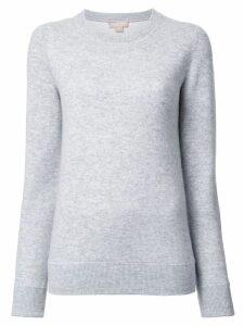Michael Kors Collection round neck jumper - Grey