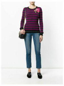 Dolce & Gabbana striped jumper - Pink