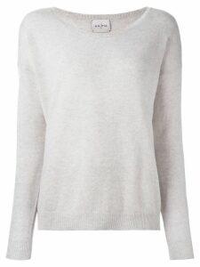 Le Kasha cashmere Capri jumper - Neutrals