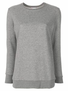 Red Valentino knitted sweater - Grey