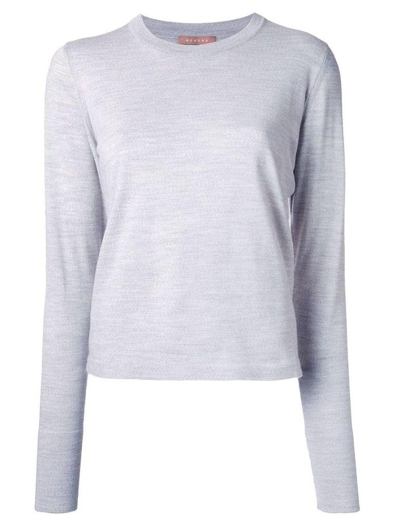 Nehera crew neck jumper - Grey