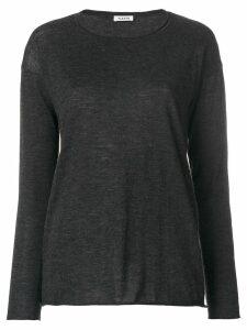P.A.R.O.S.H. fine knit jumper - Grey