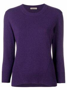 Bottega Veneta classic sweater - Purple
