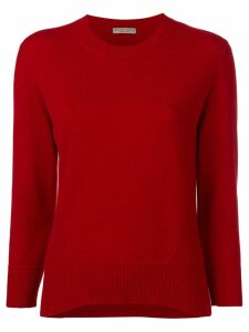 Bottega Veneta classic sweater - Red