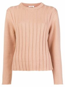 Chloé perfectly fitted sweater - Pink