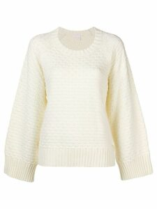 See By Chloé knitted jumper - White