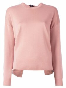 Theory Twylina jumper - Pink